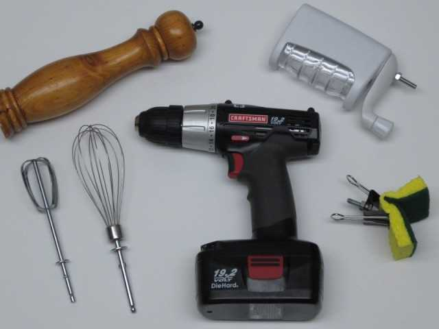 Important Considerations When Buying A Cordless Drill