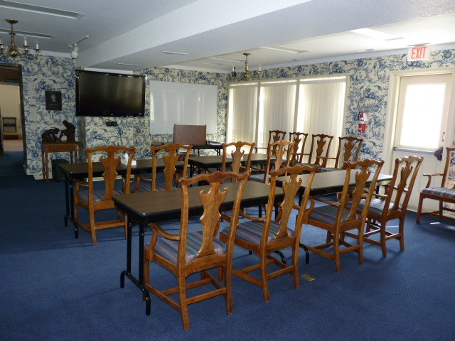 Significance of Meeting Rooms